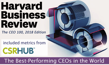 Harvard Business Review_CSRHub