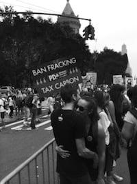 Ban Fracking Tax Carbon