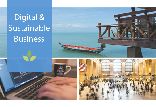 Digital and Sustainable Business