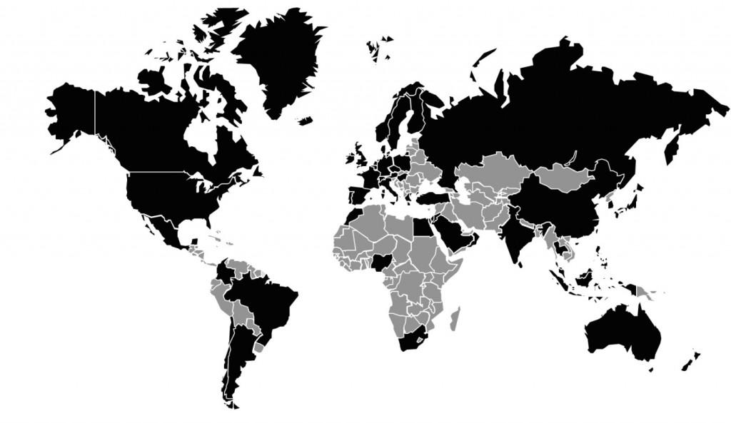 CSR Brand study 57 countries