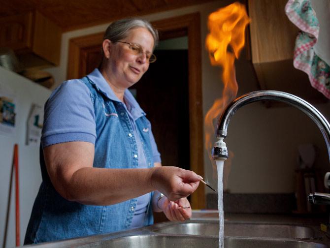 contaminated tap water