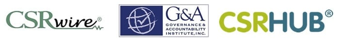 CSRwire, Governance & Accountability Institute, CSRHub