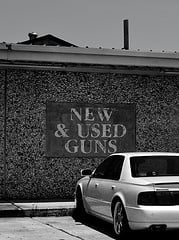 new and used guns