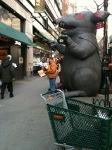 The Scabby Rat