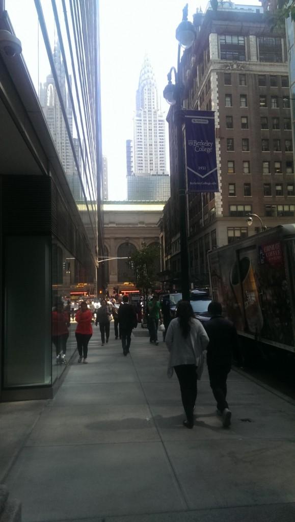 tall New York Skyscrapers