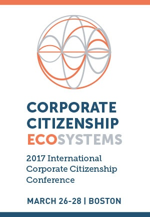 2017 International Corporate Citizenship Conference at Boston College
