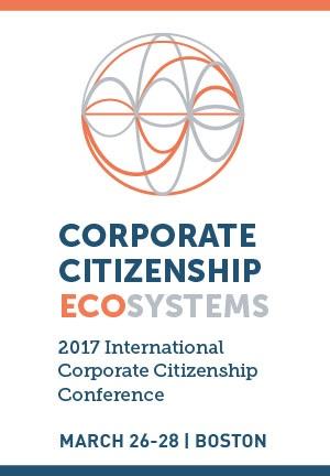 2017 International Corporate Citizenship Conference at Boston College